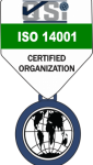 Logo ISO 14001 Ambiental