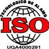 Logo ISO 9001 Calidad
